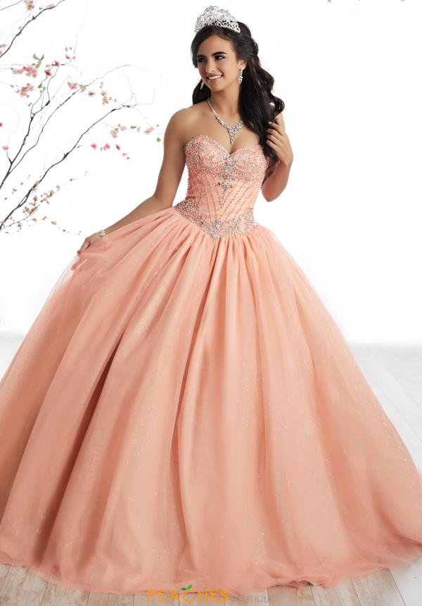 Tiffany Quince Beaded Ball Gown 56325