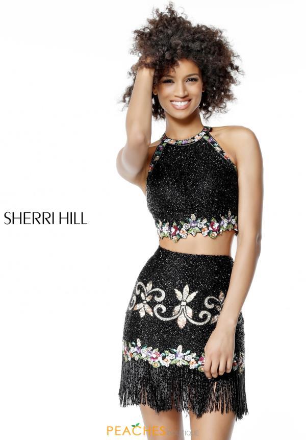 4881555a337 Sherri Hill Short Dress 51476