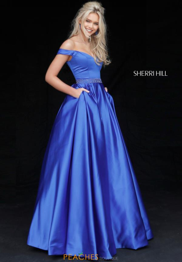 Sherri Hill Dress 51124 | PeachesBoutique.com