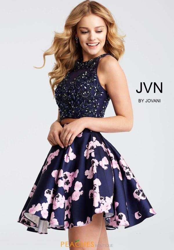 JVN by Jovani Beaded Dress JVN47306
