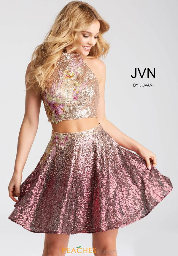 JVN by Jovani Two Piece Dress JVN54472