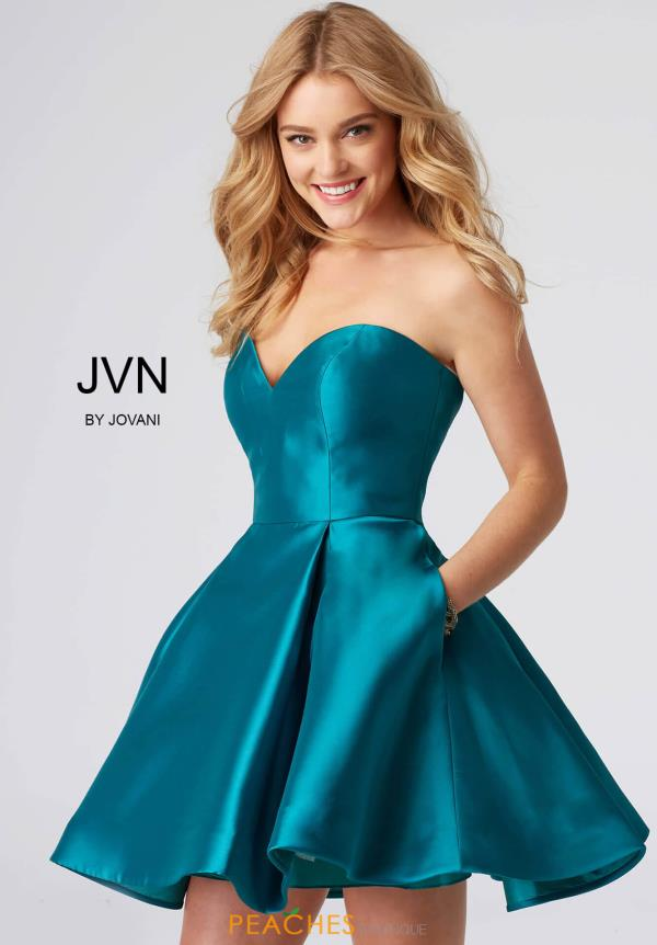 JVN by Jovani Sweetheart Neckline Dress JVN54881