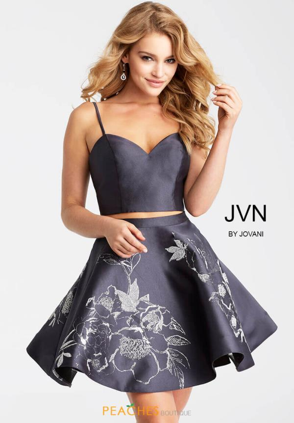 JVN by Jovani Print Dress JVN52293