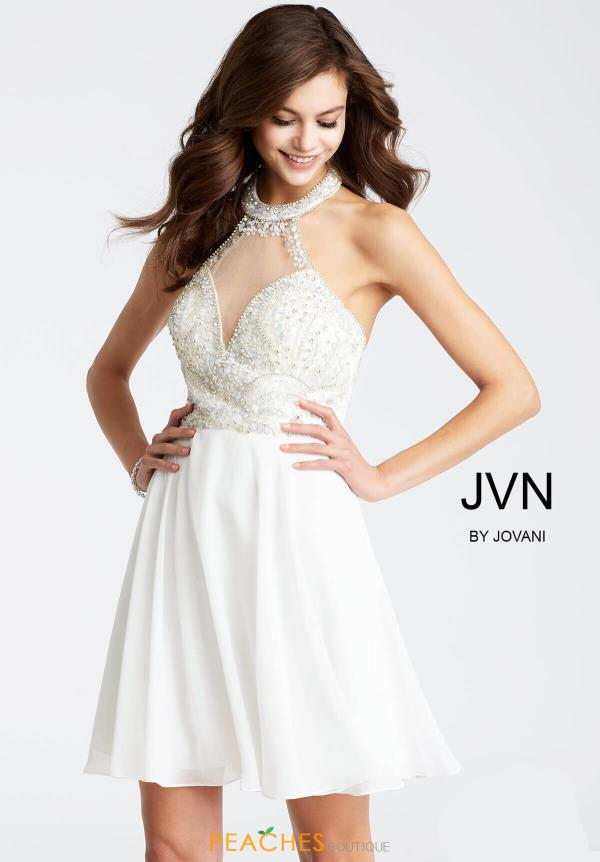 JVN by Jovani Beaded Dress JVN53169