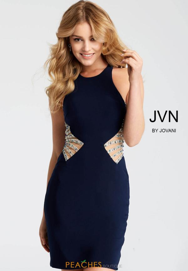 JVN by Jovani Fitted Dress JVN55152