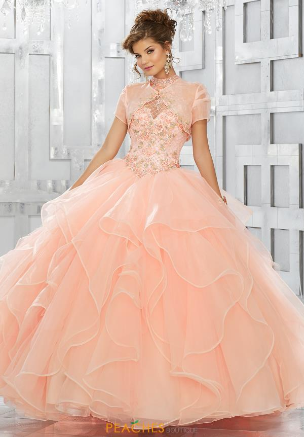 Vizcaya Quinceanera Ruffle Skirt Ball Gown 89149