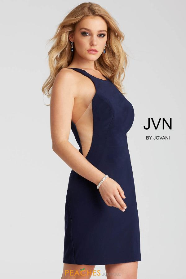 Jovani Cocktail Fitted Dress 41048