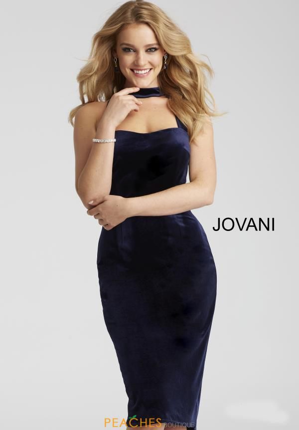 Jovani Cocktail Fitted Dress 51420