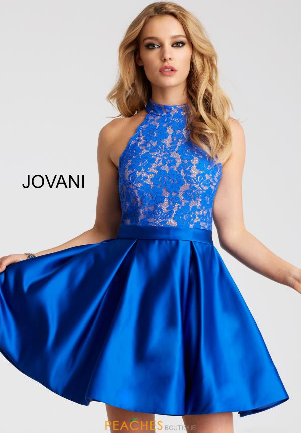 Jovani Cocktail A Line Dress 55300