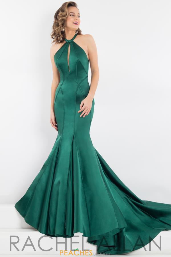 Prima Donna Pageant Open Back Fitted Dress 5949