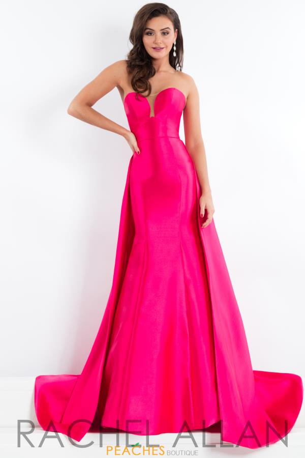Prima Donna Pageant Strapless Long Dress 5958