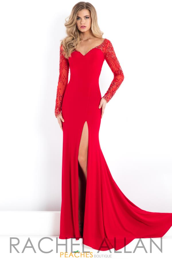 Prima Donna Pageant Sleeved Fitted Dress 5978