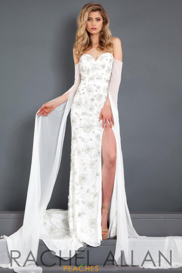 Prima Donna Pageant Beaded Long Dress 5993