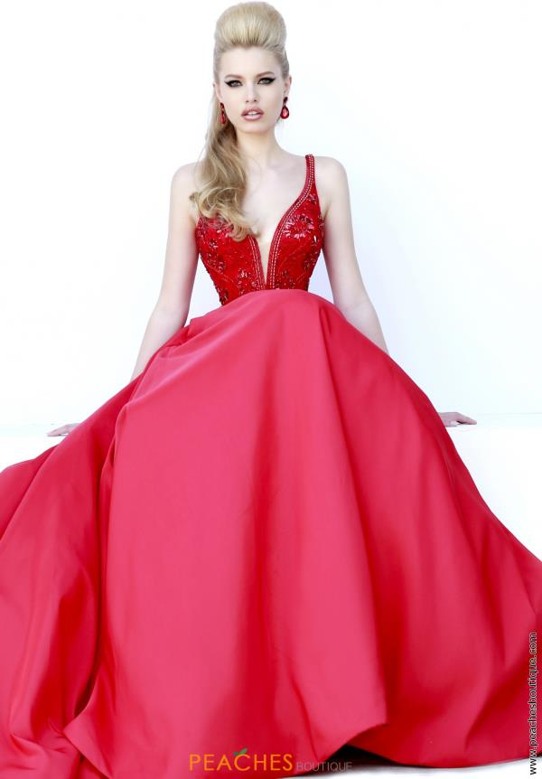 Sherri Hill Two Straps Long Dress 32108