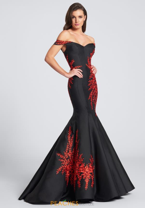 Ellie Wilde Prom Cap Sleeve Dress EW21724