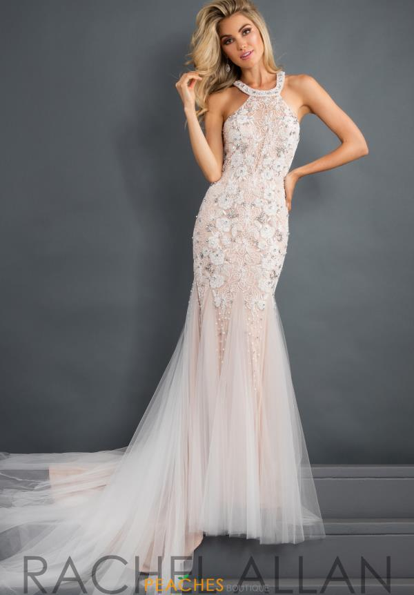 Prima Donna Pageant Beaded Dress 5963