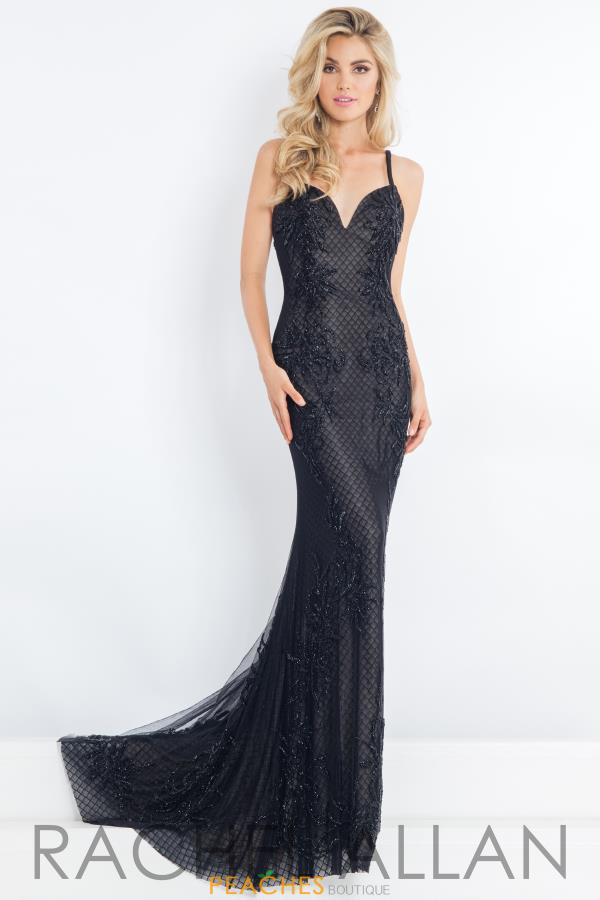 Prima Donna Pageant Fitted Dress 5975