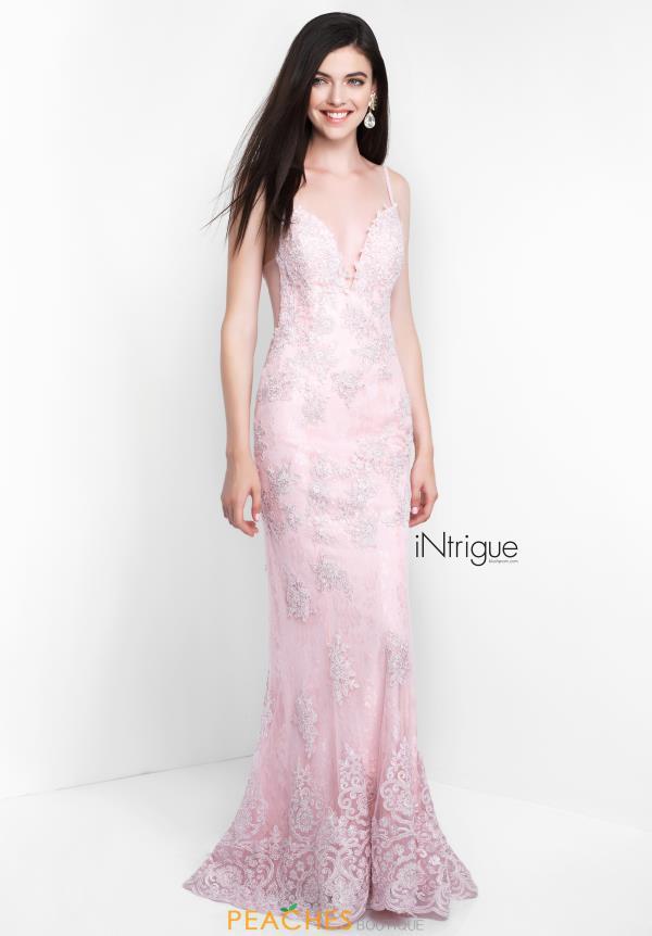 Intrigue by Blush Dress 447   PeachesBoutique.com