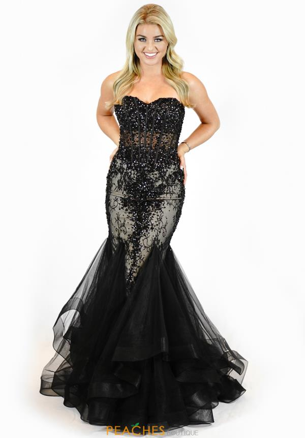 c289a26510584 Jovani Dress 57428 | PeachesBoutique.com