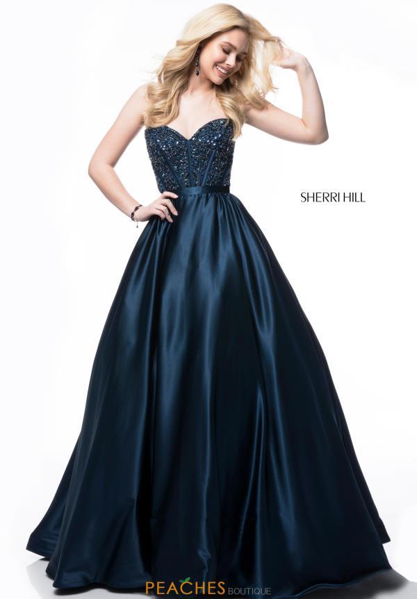 Sherri Hill Dress 51820 Peachesboutiquecom