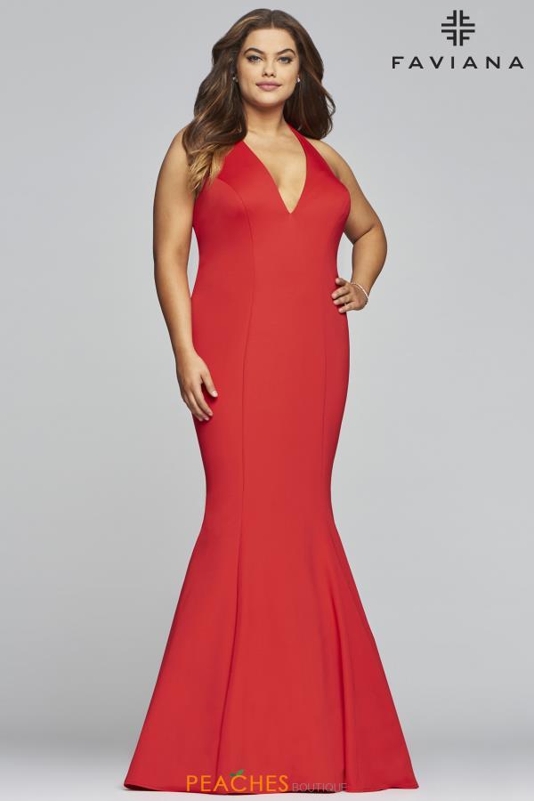 8c88ca8e534 Faviana Dress 9454