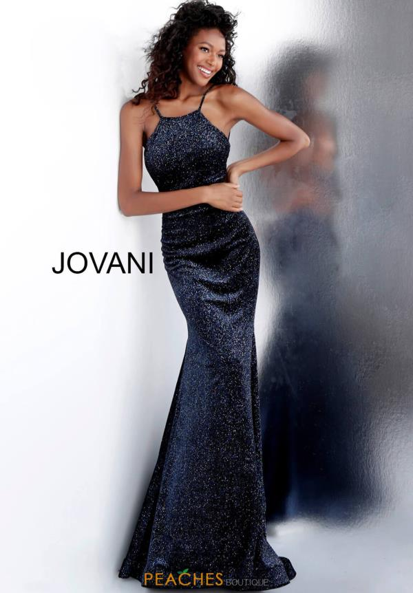 Jovani Two Piece Fitted Dress 62806