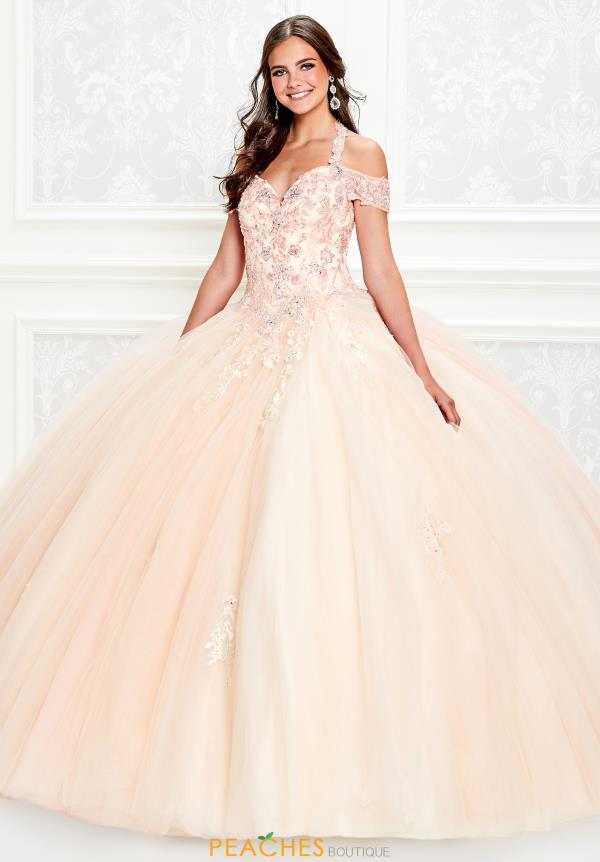 Princesa Tulle Skirt Ball Gown PR11925