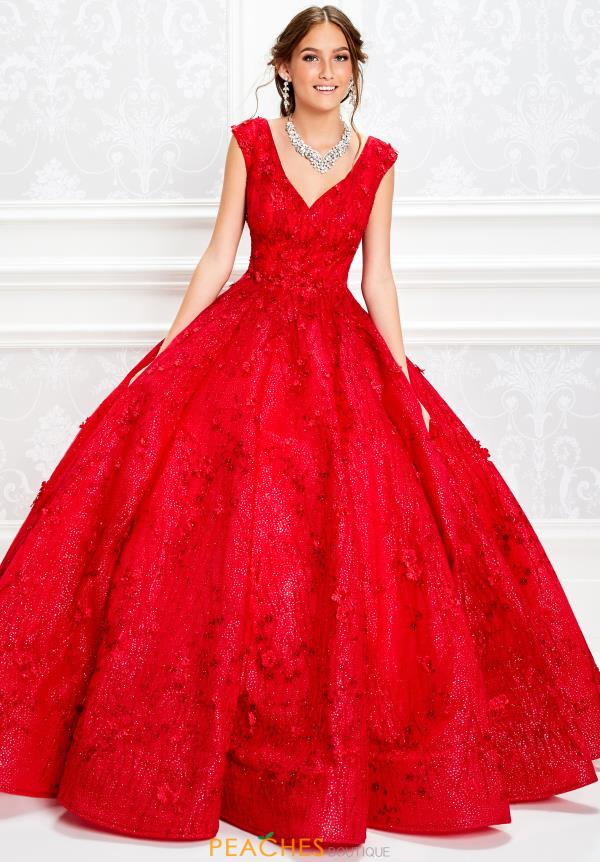 Princesa Lace Ball Gown PR11930