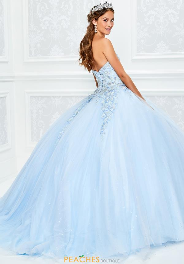 Princesa Beaded Ball Gown PR11944