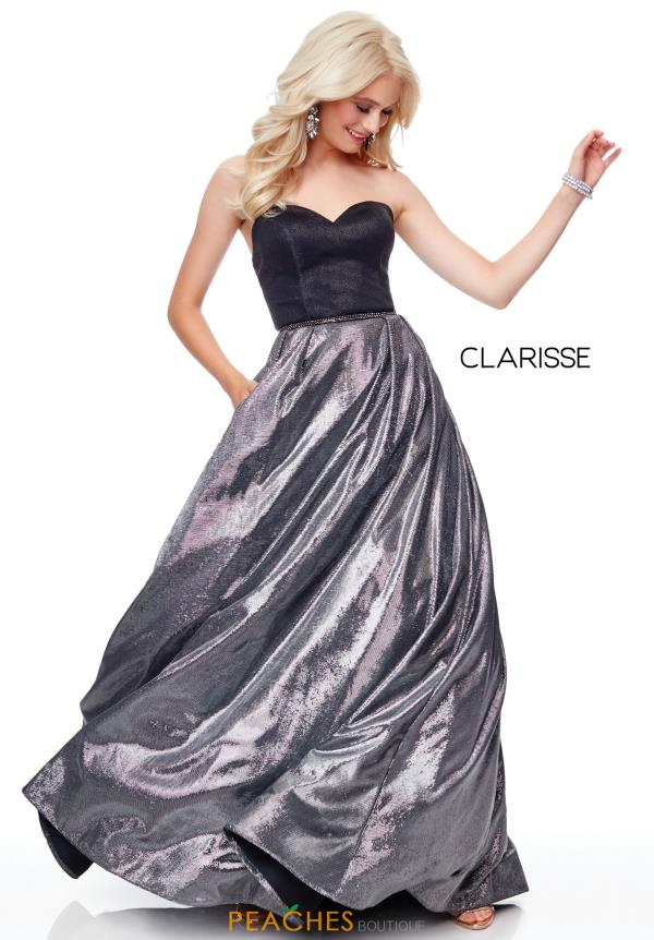 Clarisse Sweetheart A Line Dress 3710