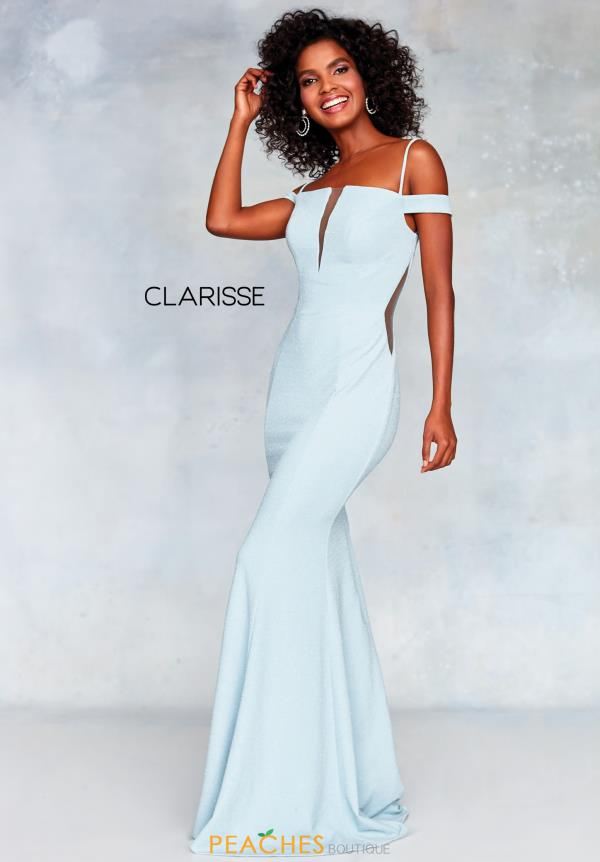 Clarisse Cap Sleeve Fitted Dress 3819