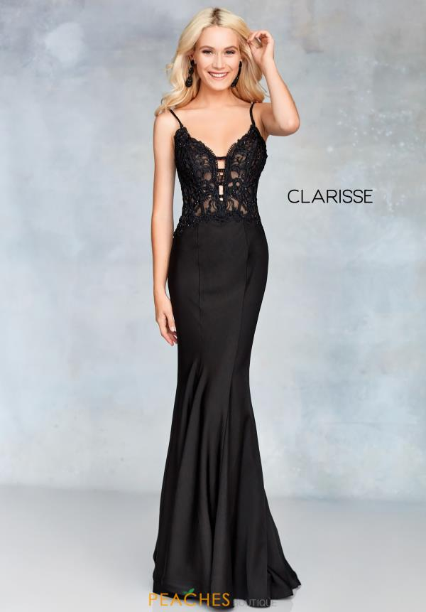 Clarisse Sweetheart Fitted Dress 5003