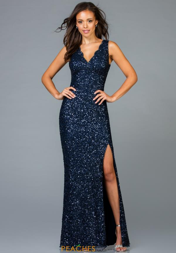 78fe1b2d115 Scala Prom Dress 48933