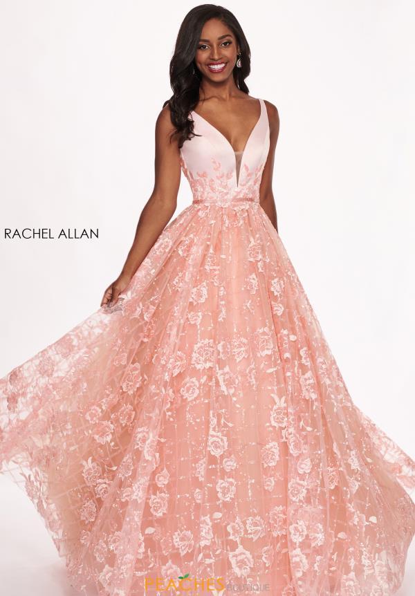 830ddf1ef5c3 Rachel Allan Dress 6431 | PeachesBoutique.com