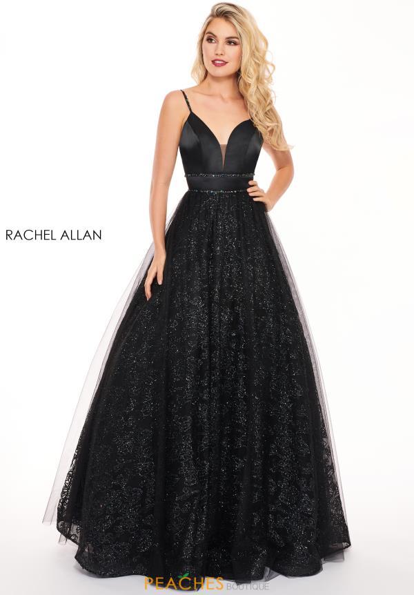 9a8177ef9160 Rachel Allan Dress 6636 | PeachesBoutique.com