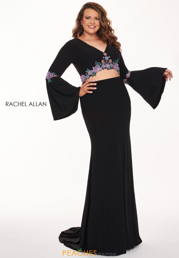 Rachel Allan Dress 6689 | PeachesBoutique.com