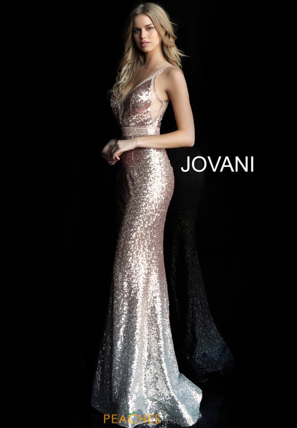Jovani Fitted Long Dress 63439