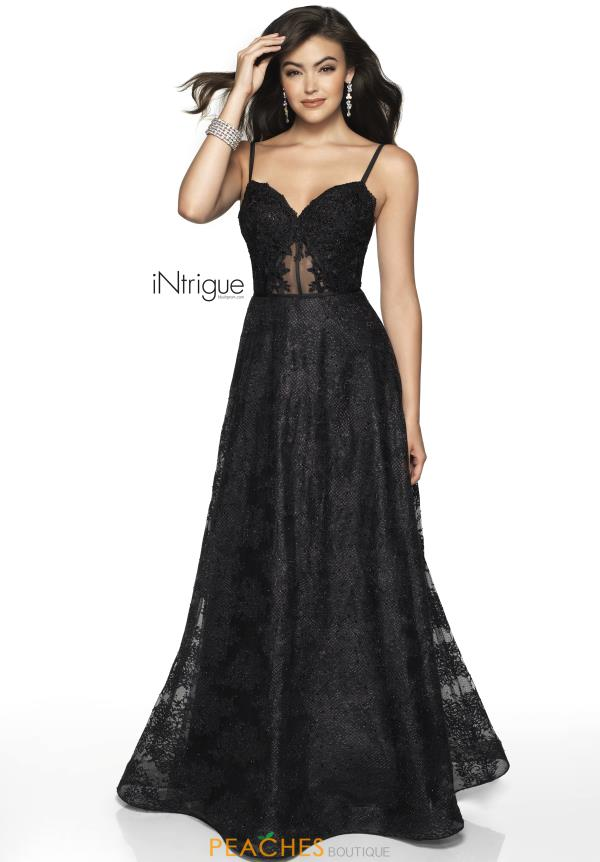 Intrigue by Blush Sweetheart Dress 568