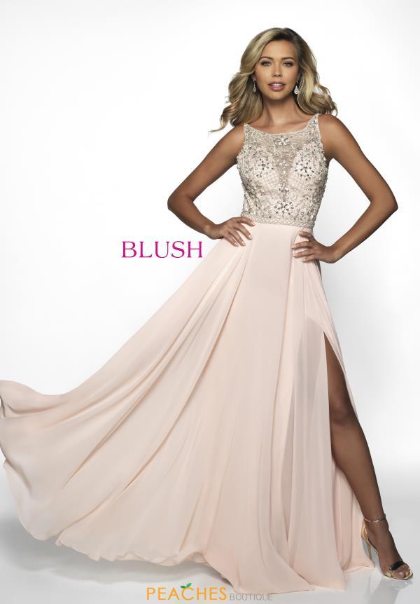 febe157241e33 Blush Dress C2081 | PeachesBoutique.com