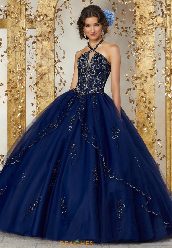 Vizcaya Quinceanera Beaded Ball Gown 89224