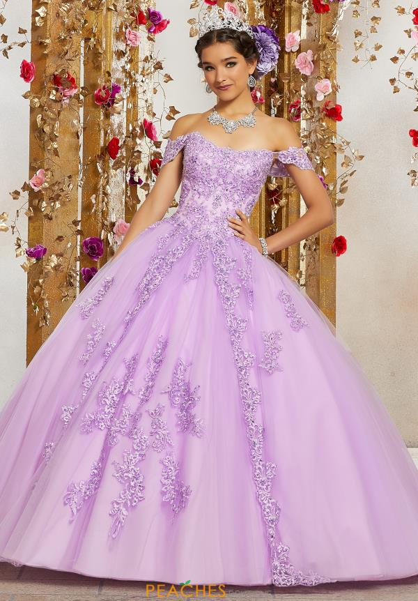 Vizcaya Quinceanera Beaded Ball Gown 89231