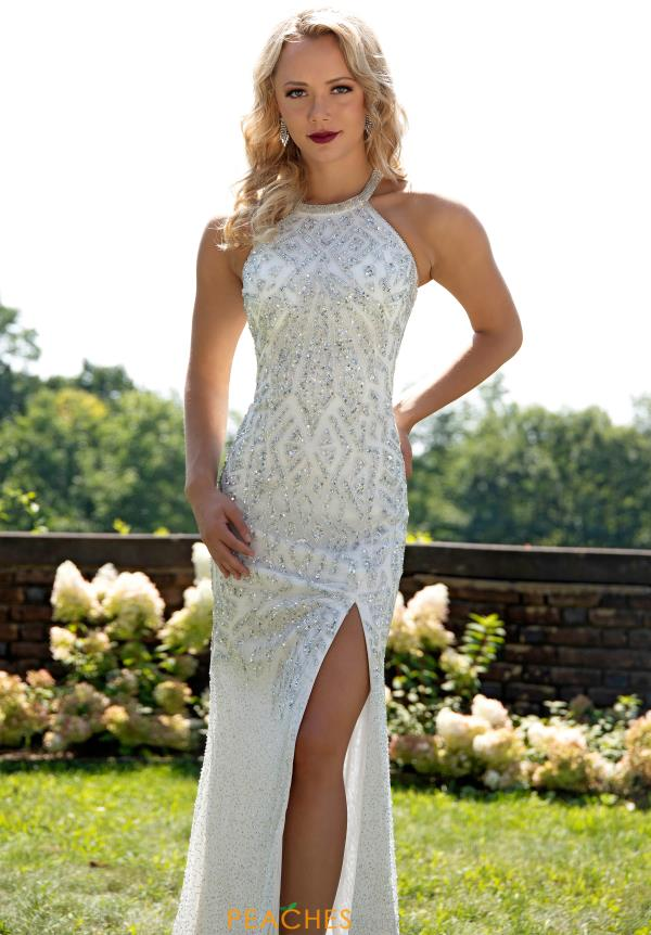 Primavera Beaded Prom Dress 3251