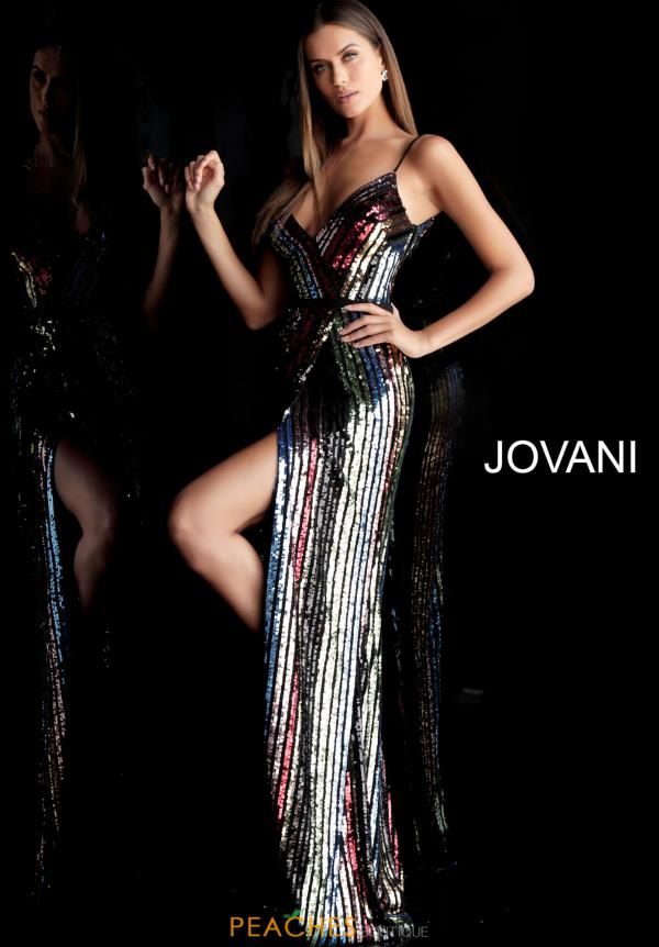 Jovani Fitted Long Dress 63962