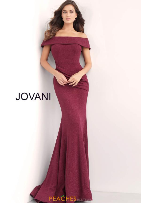 Jovani Cap Sleeve Full Figured Dress 66212