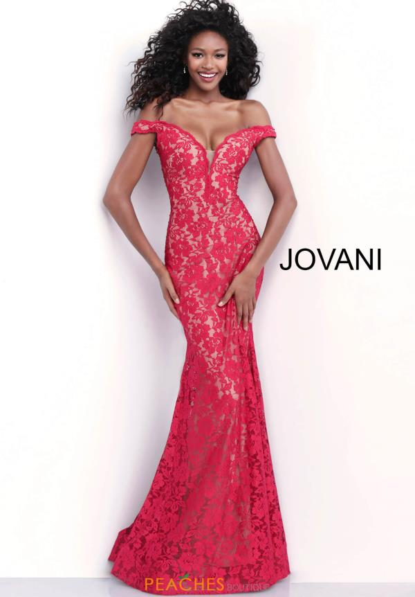 Jovani Cap Sleeve Full Figured Dress 67304