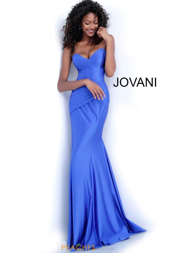 Jovani Sweetheart Fitted Dress 67413