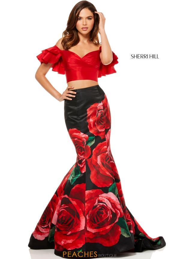 da9506a272d Sherri Hill Dress 52470