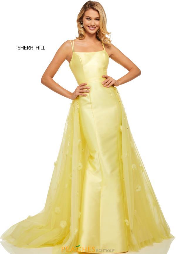 be3d9339d2a22 Sherri Hill Dress 52638   PeachesBoutique.com