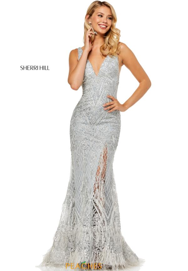 d84a6744356d4 Sherri Hill Dress 52649 | PeachesBoutique.com