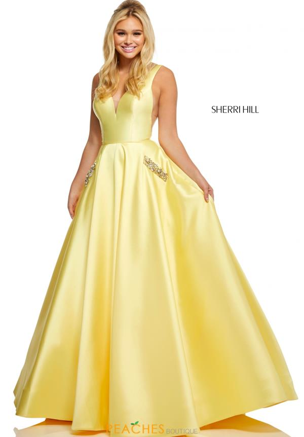 e6ace62cb270a Sherri Hill Dress 52726 | PeachesBoutique.com